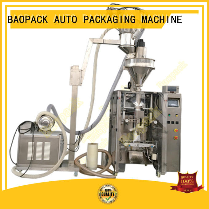 BAOPACK automatic powder filling machine directly sale for plant