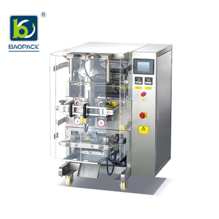 BAOPACK-Best Snack Food Bagging Machine And Snack Packing Machine