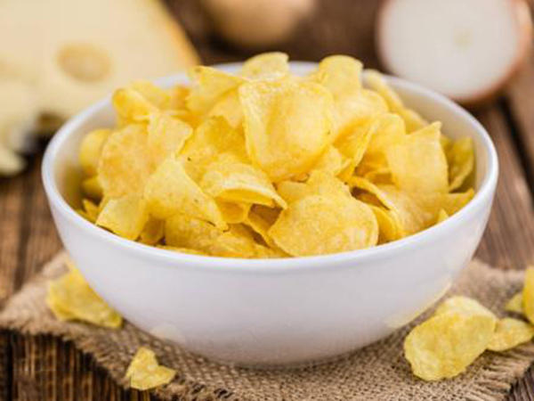 French Fries Chips -2 / Snacks vertical form fill seal packing machines automatically from Baopack
