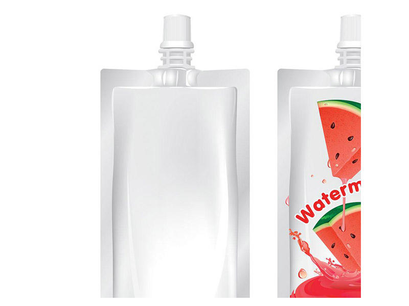 Liquid Paste - Juice&Slurry - vertical form fill seal by packing machines automatically from Baopack