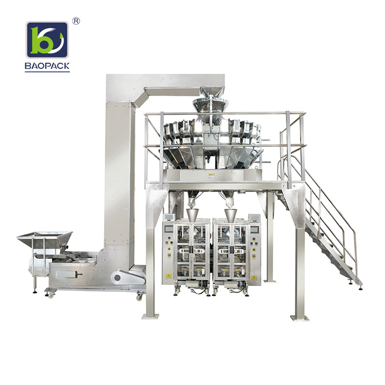 BAOPACK-Professional Bean Bag Filling Machine Beans Packaging Machine