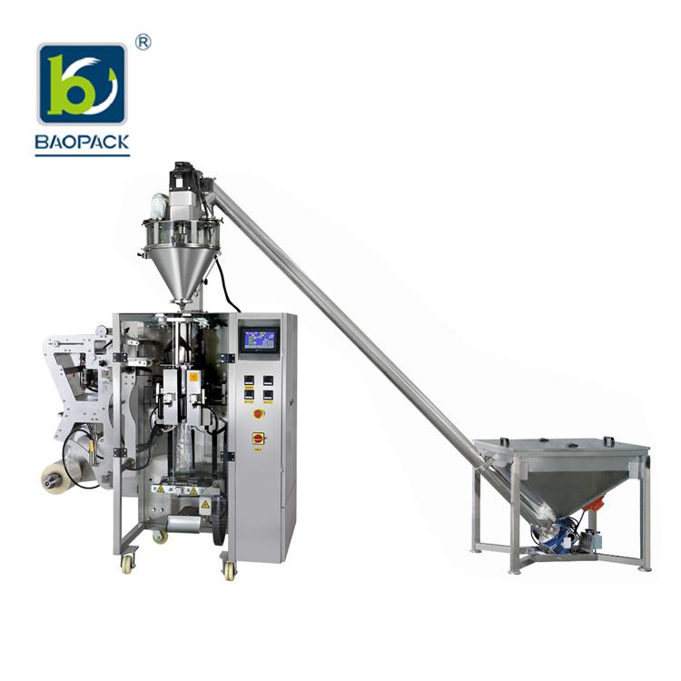 BAOPACK-Quality Powder Sachet Filling Machine Professional Semi Automatic-1