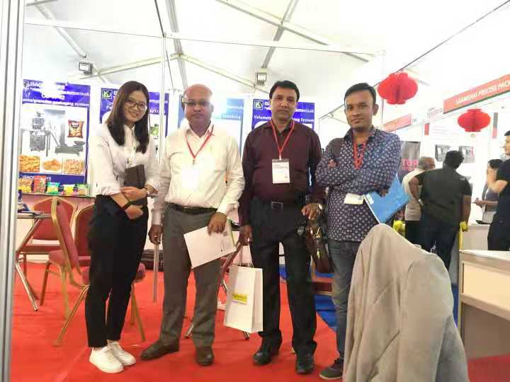 BAOPACK-The 6th Bapa Foodpro Bangladesh International Expo 2018 In Dhaka, Bangladesh