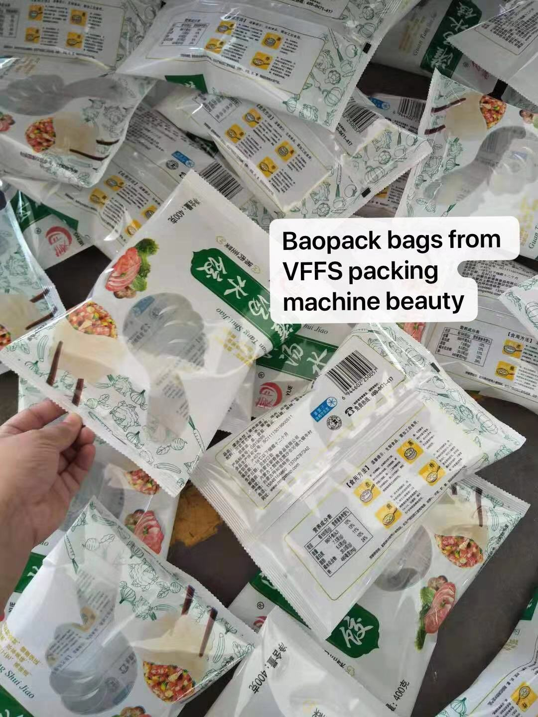 BAOPACK-What comes most important when you purchase packing machines
