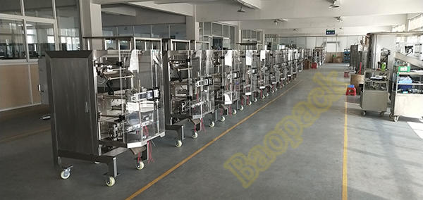 Baopack packaging machine