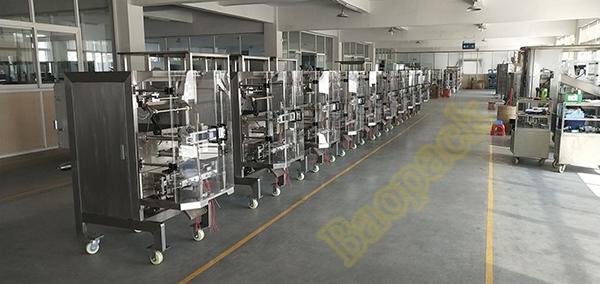 Baopack packaging   machine