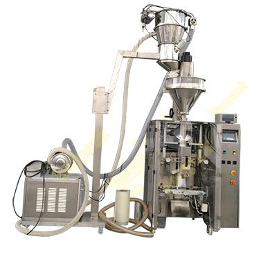 vacuum conveyor packing powder VFFS machine