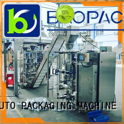 degas packaging machine baopack series for plant