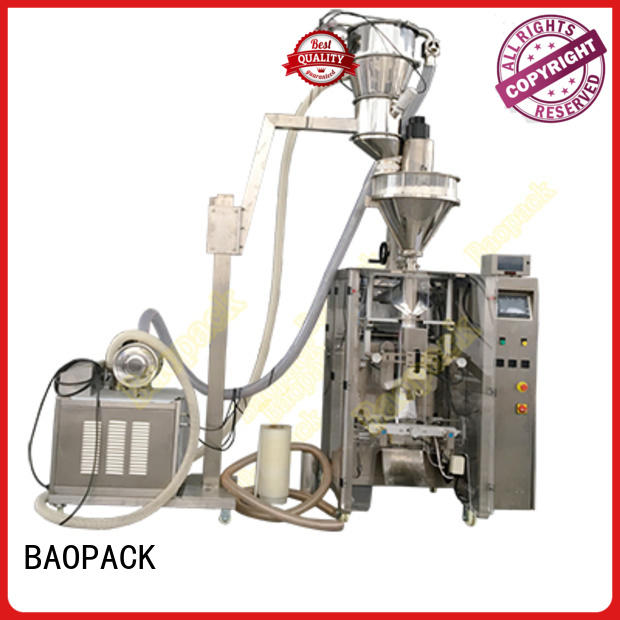 automatic powder packing machine grain customized for industry
