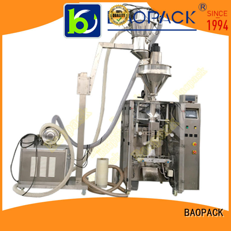 multifunction powder packing machine motor from China for industry