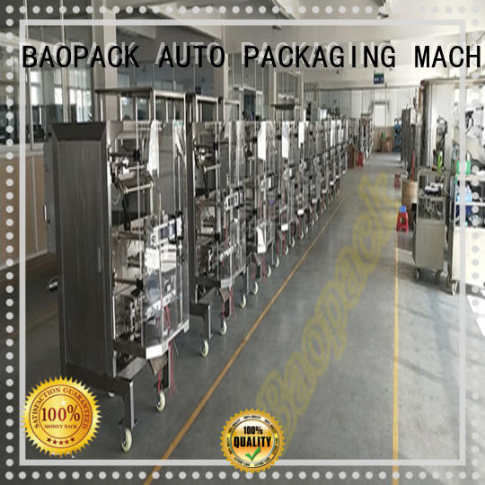 vertical vffs packaging machine mini factory price for commercial