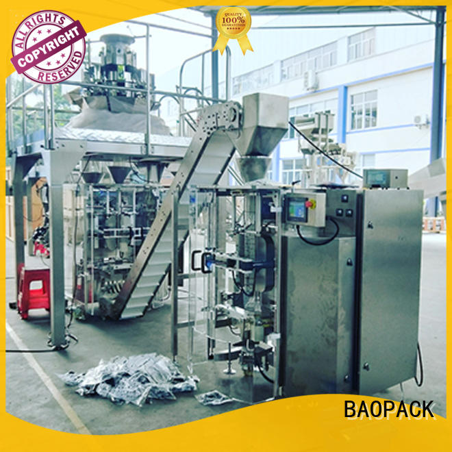 vertical packaging machine baopack manufacturer for industry
