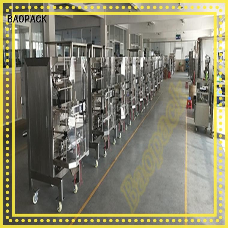 degas vffs packaging machine green supplier for sugar