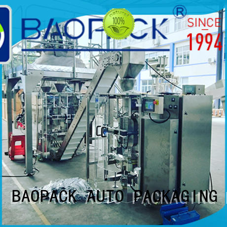 BAOPACK pouch packaging machine from China for commercial
