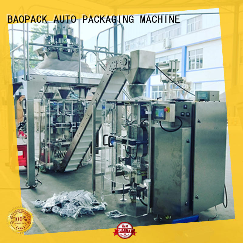 BAOPACK baopack packaging machine from China for commercial