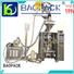 BAOPACK multifunction vertical form fill and seal customized for plant