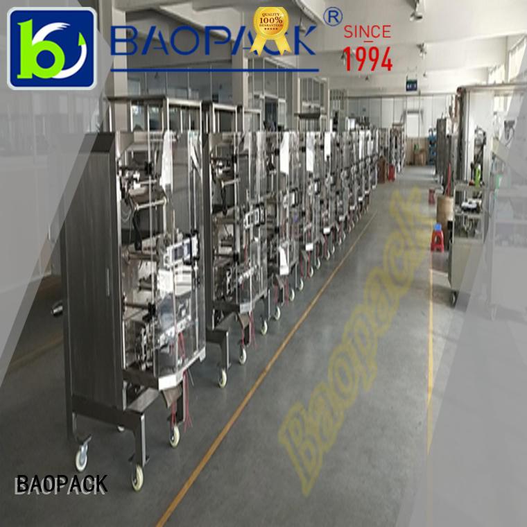 BAOPACK banana vffs packaging machine supplier for chips