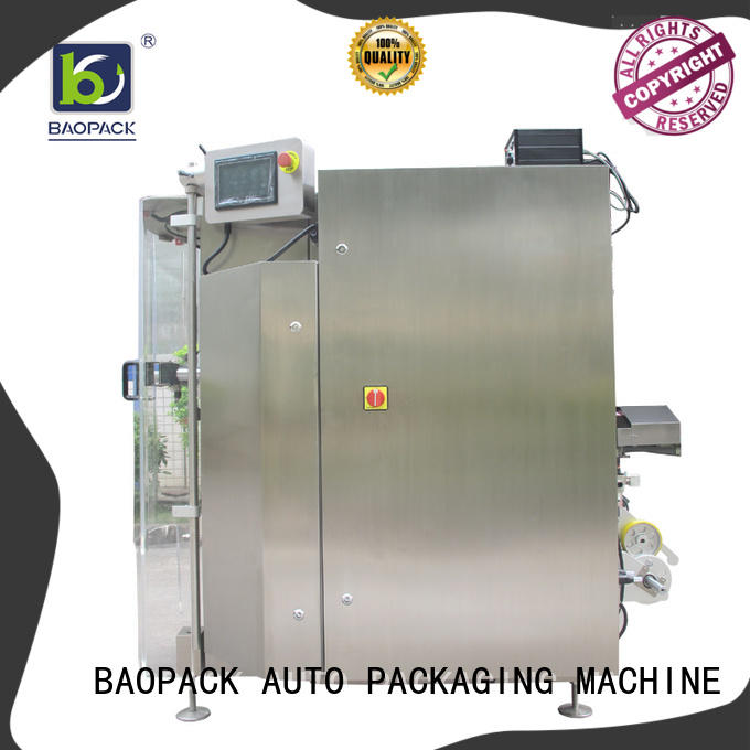 BAOPACK apple automatic pouch packing machine factory price for commercial
