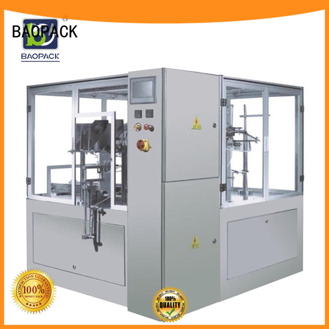 BAOPACK high-quality pouch packing machine factory price for commercial