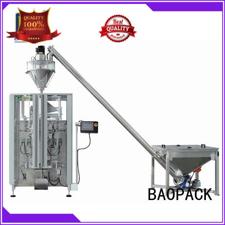 BAOPACK grain powder filling machine series for industry