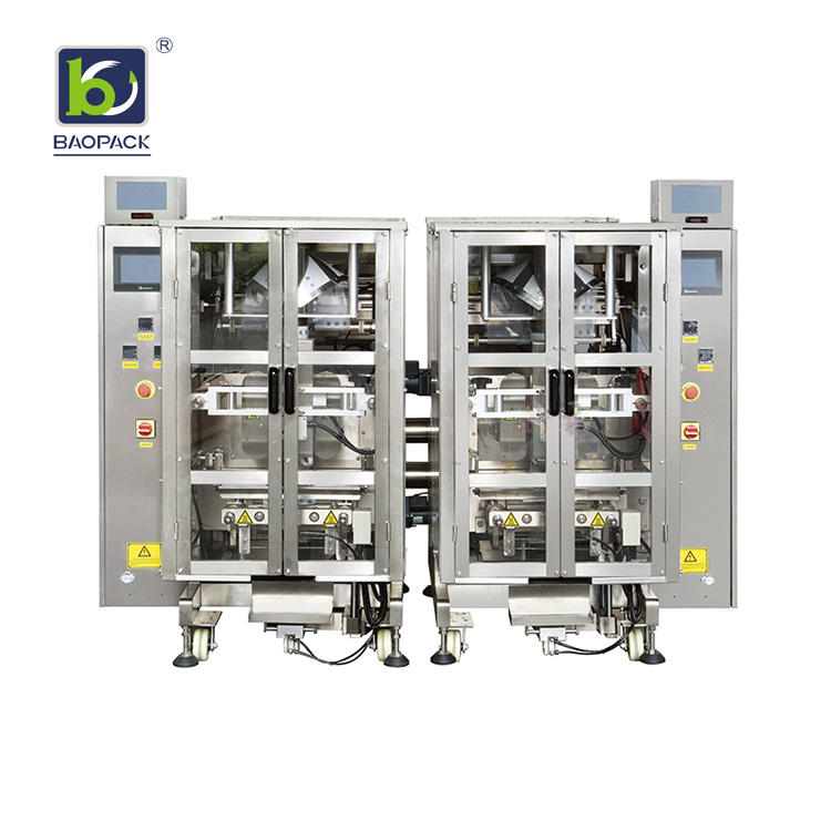 automatic vffs packaging machine banana supplier for plant-1