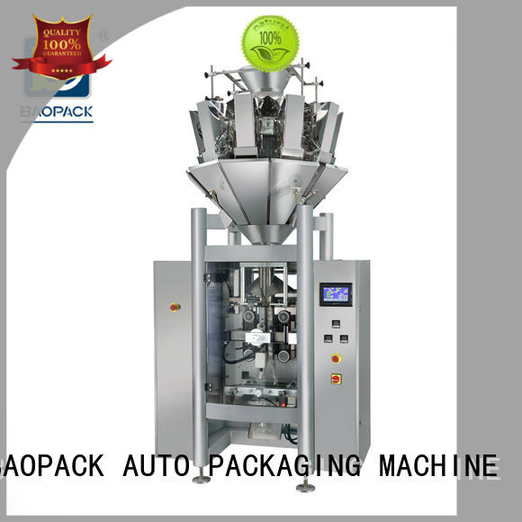 premium automatic BAOPACK Brand automatic weighing and packing machine factory