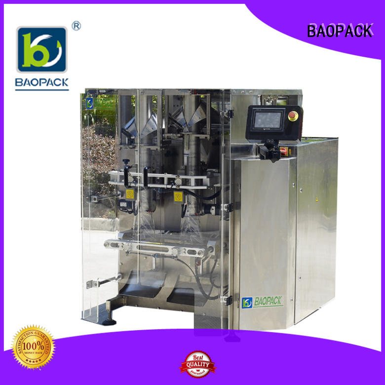 vertical automated packaging machine form supplier for industry