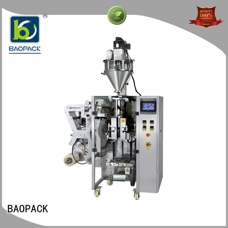 BAOPACK baopack powder packing machine from China for commercial