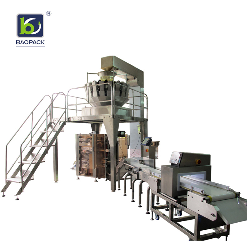 BAOPACK-Baopack High Speed Automatic Vertical Pouch Packing Machine-1