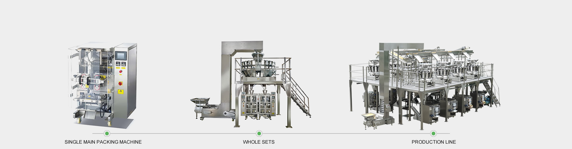 Weigher VFFS Packing Machine-BAOPACK