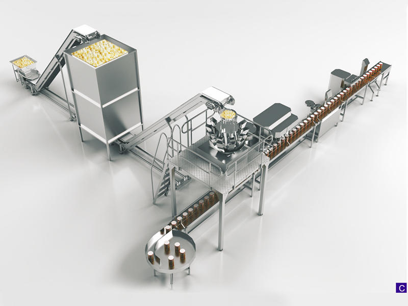 02 fully automatic packaging solution