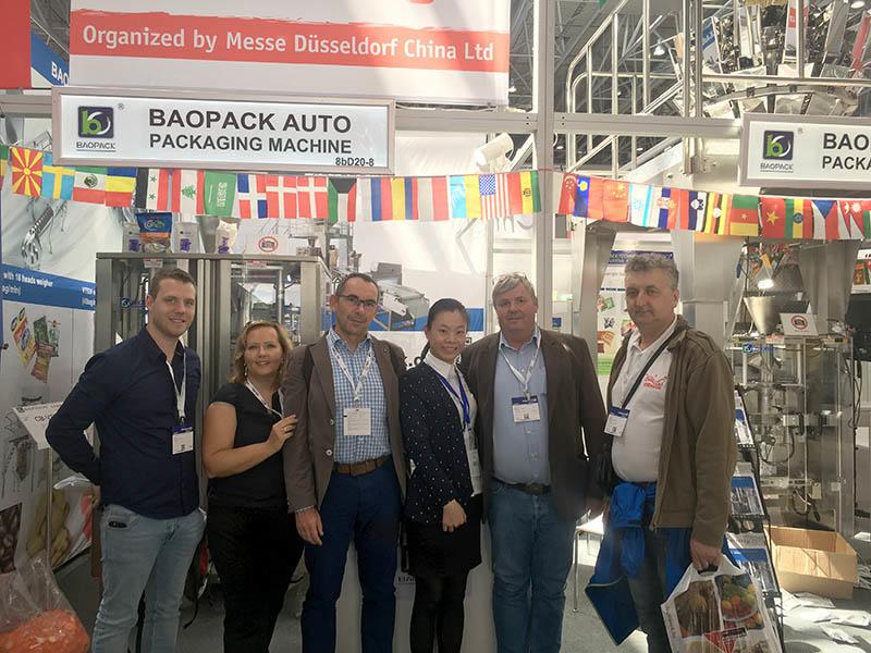2017 German Exhibition - Swiss Customers