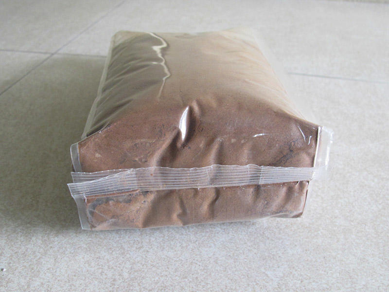 Quadro Sealed bags-1   / 4 edges sealed vertical form fill seal coffee powder 1kg bottom flat bags by durable packing machines a