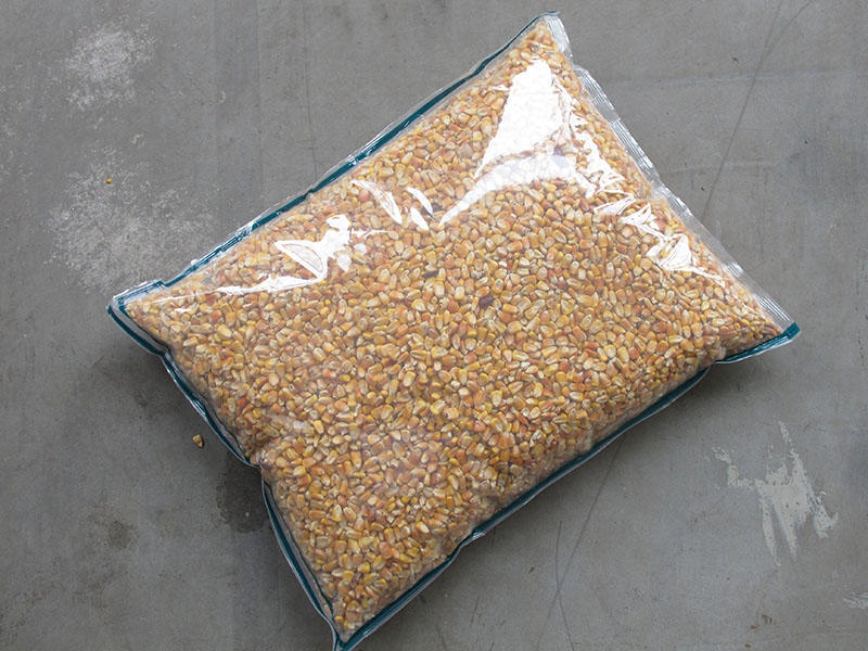sides sealing bags-6 / 3side sealed or 4side sealed bags form fill seal by packing machines automatically from Baopack