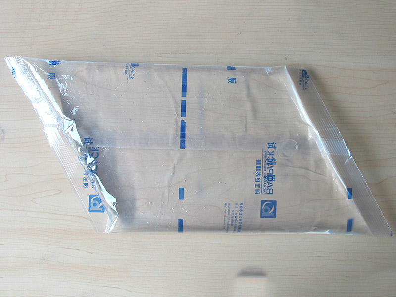 Full Bags-6   / liquid water form fill seal by packing machines automatically from Baopack