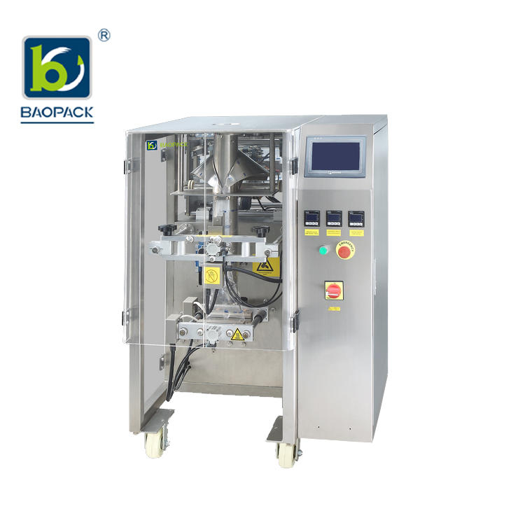 Baopack small pouch multi-function automatic beans sunflower seeds packaging machine CB-VD32