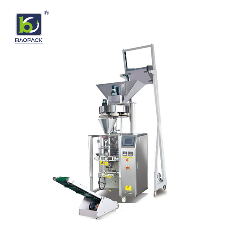 small volumetric packing machine snacks factory for industry-2