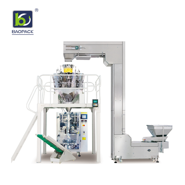 BAOPACK-sachet packing machine | Single Main Packing Machine Type | BAOPACK-1