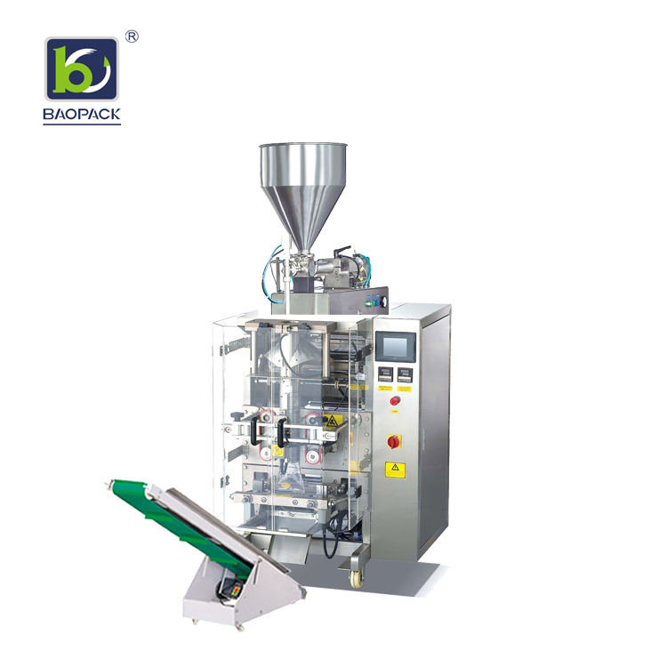 BAOPACK-sachet packing machine | Single Main Packing Machine Type | BAOPACK