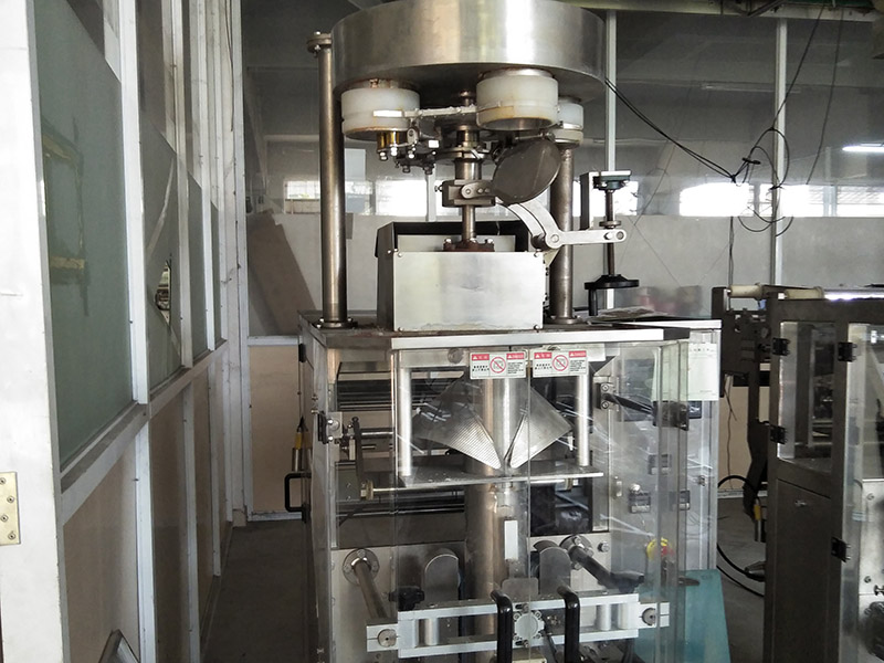 BAOPACK automatic liquid pouch packing machine factory price for plant-51