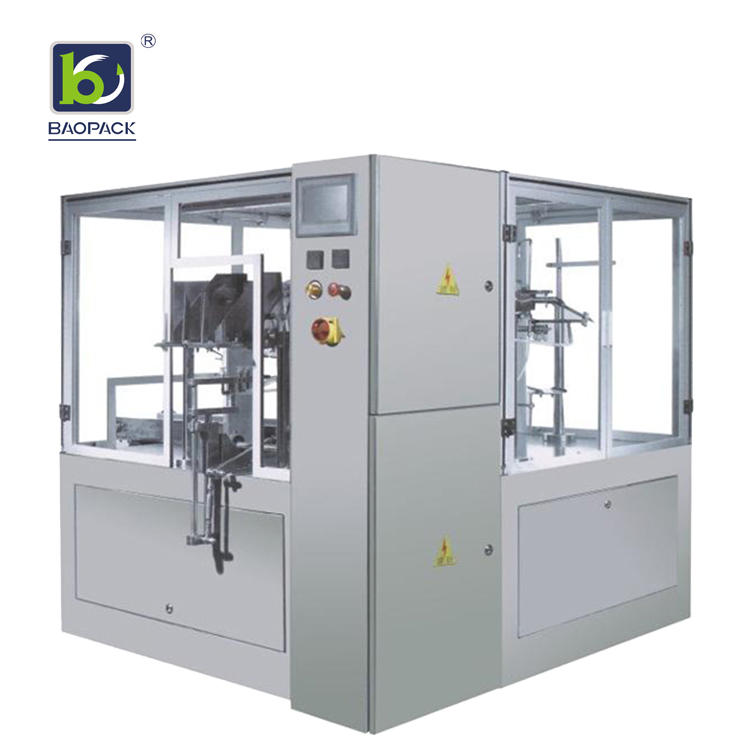 High-speed Doy Packing Machine CB-RBF-8200H