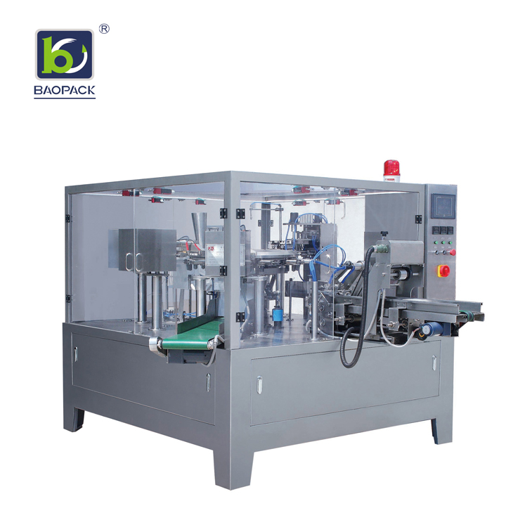 BAOPACK beans packaging machine personalized for plant-1