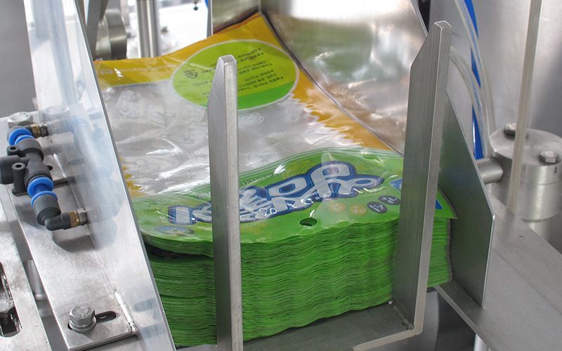 vertical packing machine proof supplier for plant-16
