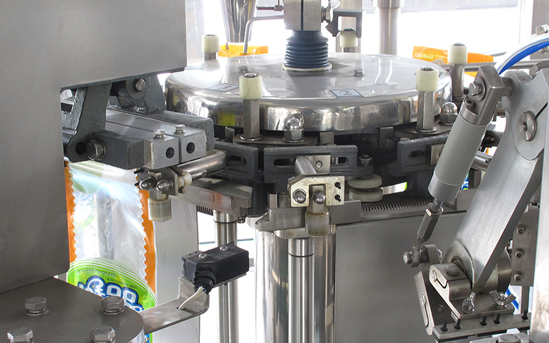 BAOPACK automatic liquid pouch packing machine factory price for plant-17