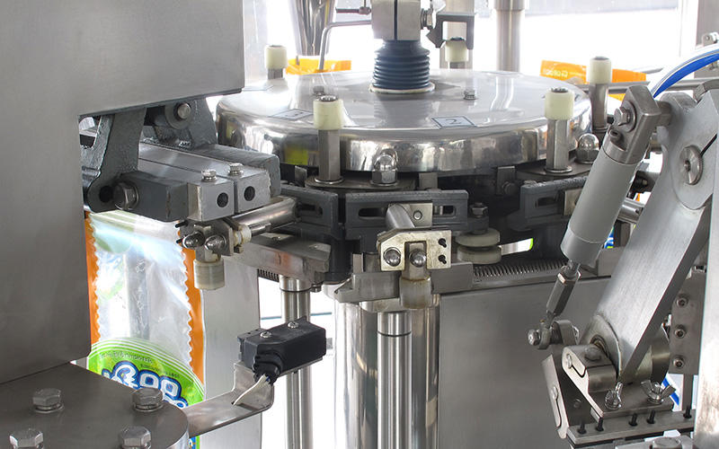 vertical packing machine proof supplier for plant