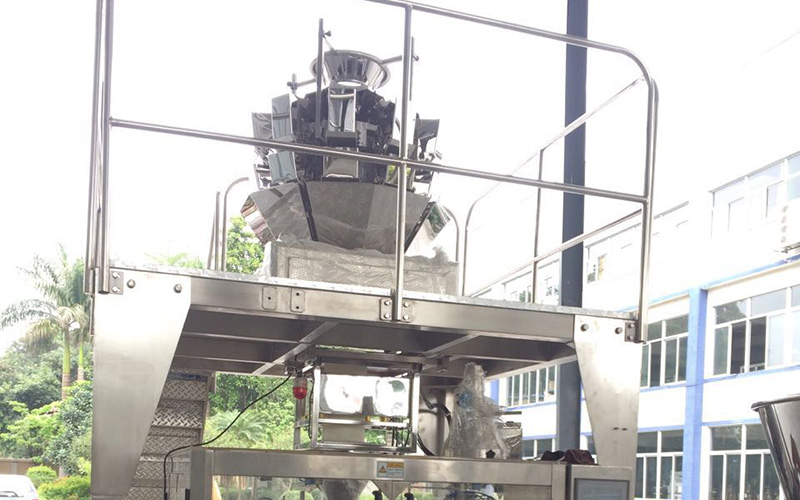 vertical packing machine proof supplier for plant-19