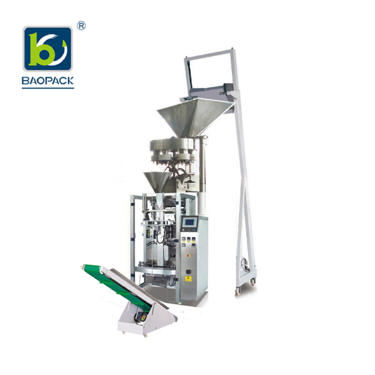BAOPACK best quality vertical form fill and seal packaging machines with good price for industry-1