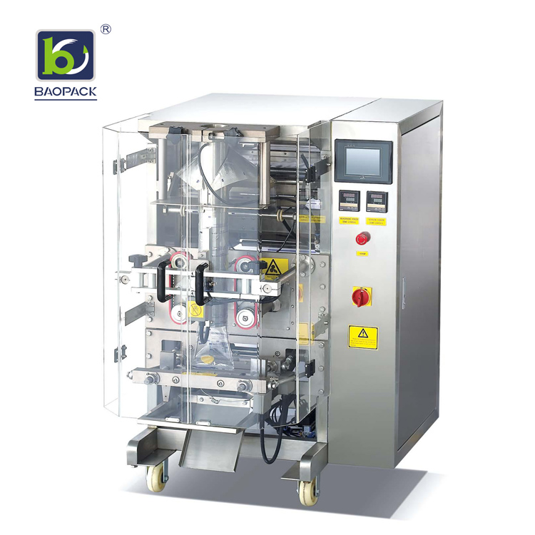 multihead vertical form fill seal machine banana personalized for commercial-1