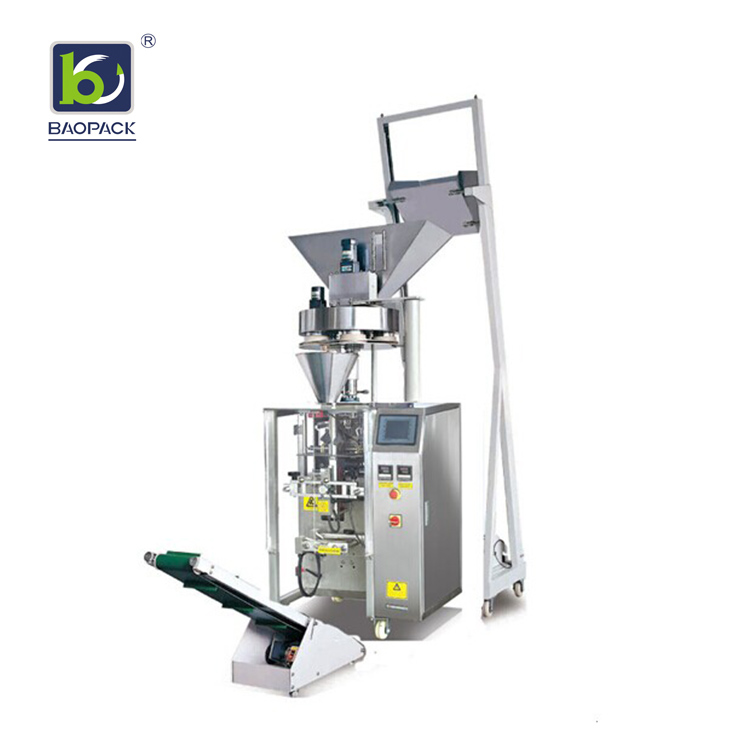 volumetric vertical form fill seal packaging machines bags with good price for industry-1