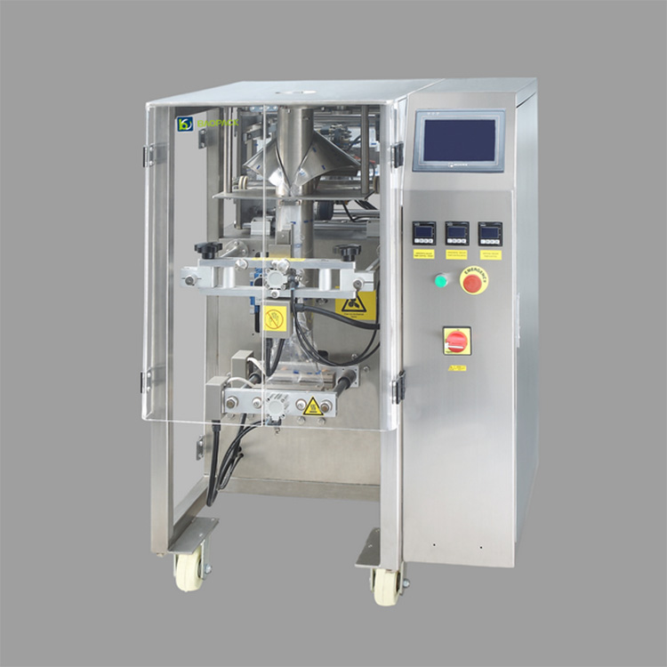 volumetric vertical form fill seal packaging machines bags with good price for industry-2